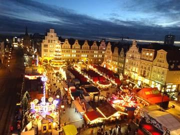 Weihnachtsmarkt In Rostock.Rostocker Weihnachtsmarkt 2018